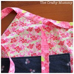 Sew a Reversible Wrap Skirt - The Crafty Mummy