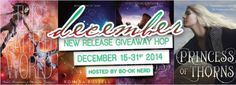 Mythical Books: December New Release Giveaway Hop International