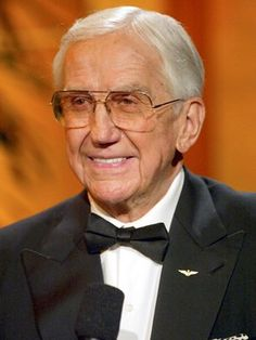 Ed McMahon  McMahon flew 85 combat missions as a Marine Corps fighter pilot, serving during WWII and the Korean War.
