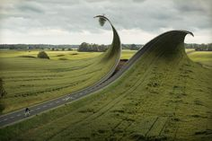 20 unbelievable photo manipulations between reality and imagination by Erik Johansson