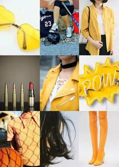 Alex Totally Spies aesthetic inspiration