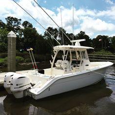 2016 Cobia 296 #knottydawg #296 #cobia #cobiaboats #cobia296