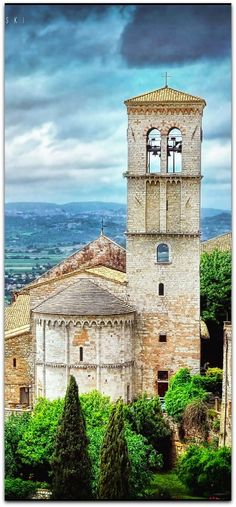 Assisi,  Italy by Viktor Korostynski, Perugia Umbria www.facebook.com/loveswish