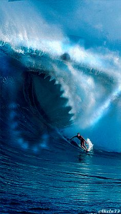 Jaws... This gif looks so cool