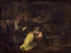 The Circumcision Rembrandt Harmenszoon van Rijn 1661