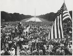 March on Washington for Jobs and Freedom, Washington, D.C.… | Flickr