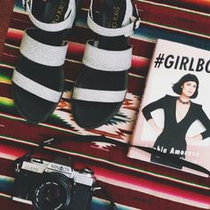 Patricia with the #ShoeCult Triple Threat Sandals || Get the sandals: http://www.nastygal.com/sale/shoe-cult-triple-threat-sandal?utm_source=pinterest&utm_medium=smm&utm_term=ngdib&utm_content=the_cult&utm_campaign=pinterest_nastygal