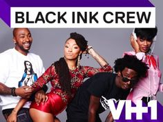Season four of Black Ink Crew premieres on VH1 in April. What do you think? Do you watch the reality series?