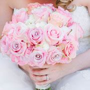 Gorgeous wedding bouquet made by yours truly, Gabby's Floral Designs. Wedding Arrangements, Wedding Bouquets, Floral Designs, Rose, Flowers, Pink, Wedding Brooch Bouquets, Bridal Bouquets, Wedding Bouquet