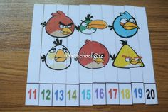 Homeschool@sg: numbers/counting