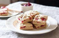 Glazed Strawberry Biscuits