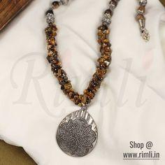 Tribal Jewelry, Indian Jewelry, Beaded Jewelry, Beaded Necklace, Indian Tribes, Handcrafted Jewelry, Handmade, Oxidised Jewellery, Ladies Boutique