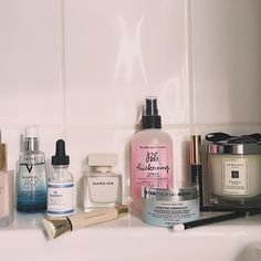 Who else is spending the rest of their holiday sorting out their skincare stash? Tap for tags (hydration  hangover saviours ) via MARIE CLAIRE UK MAGAZINE OFFICIAL INSTAGRAM - Celebrity  Fashion  Haute Couture  Advertising  Culture  Beauty  Editorial Photography  Magazine Covers  Supermodels  Runway Models