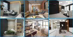 Come Arredare Piccoli Appartamenti: tante Idee dal Design Dinamico