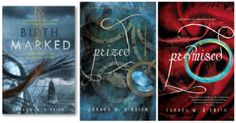 Birthmarked Trilogy~Trilogy Book Recommendations via Crafty Scrappy Happy