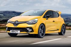 Renault Clio RS16 Concept is already shown . This small car gonna rock!