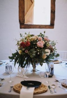 Jade & Jarryd, a couple living in OZ, celebrated the end of 2018 with a . Flower Decorations, Table Decorations, Greenery, Jade, Flora, Nostalgia, Couple, Natural, Wedding