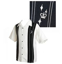 Perhaps some variation for Prince John? Double Panel Stitch Shirt, Stone Steady Clothing - 8ballwebstore.com