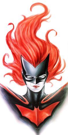 Batwoman by Amir Mohsin