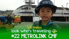 Metrolink Central Maintenance Facility Behind the Scene Tour: Look Who's Traveling - http://quick.pw/1hqb #travel #tour #resort #holiday #travelfoodfair #vacation