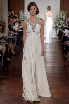 Jenny Packham Bridal 2013, inspired by the Golden Age of cinema