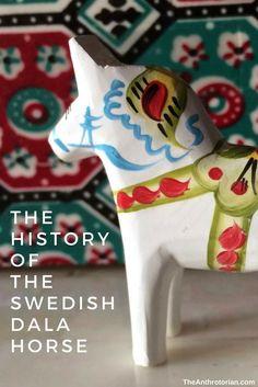 History of the Swedish Dala Horse, travel, adventu… Swedish Decor, Swedish Style, Swedish House, Swedish Design, Scandinavian Folk Art, Scandinavian Christmas, Swedish Traditions, Swedish Language, Swedish Girls