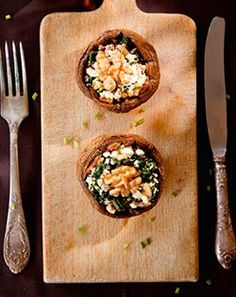 Want to impress at the dinner table? Let our celeb chefs, Nataniel and Jenny Morris, show you the way to making meals memorable with mouth-watering recipes. Jenny Morris, Spanakopita, Food Lists, Dinner Table, Clean Eating, Stuffed Mushrooms, How To Memorize Things, Wellness, Meals