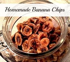 """This Tree of Life: Things that make you go """"mmm-mmm"""": Banana Chips"""