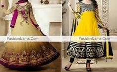 Image result for punjabi anarkali design