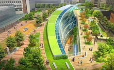 Seoul National University Hospital Medical Mall
