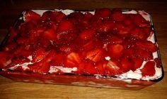 Geheime Rezepte: Erdbeer-Tiramisu