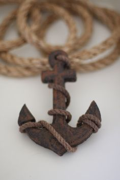 Anchor Accessory Photography Prop by MrAndMrsAndCo on Etsy, $15.00