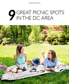 Some hidden gems for the perfect picnic in DC | Washingtonian