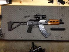 12 Best PAP M92 SBR images in 2014 | Assault rifle, Firearms, Guns, ammo