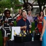 People had a GREAT time at Savor Dallas this year - the weather was perfect and there was lots to discover