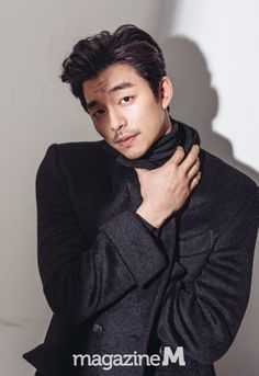 Gong Yoo for Magazine M
