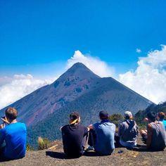 8 great adventures in Guatemala that explore some of the most beautiful parts of the country. They're sure to leave a lasting impression! Greatest Adventure, Adventure Travel, Mont Blanc Trek, Atitlan Guatemala, Pacaya, Adventurous Things To Do, Lake Atitlan, Mayan Ruins, Day Hike