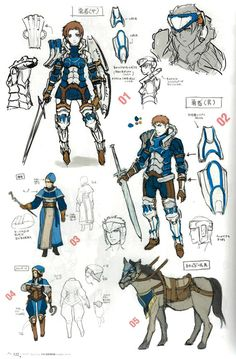 Fire emblem awakening model sheets art book pdf