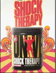 Free Universal Nutrition Shock Therapy Supplement Sample