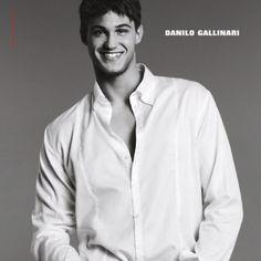 Danilo Gallinari. Nuggets NBA player