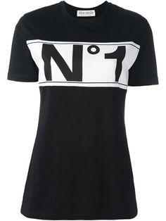 ETRE CECILE no1 printed T-shirt. #etrececile #cloth #t-shirt