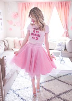 The 3 Reasons Why I Absolutely Love Tulle Skirts | J'adore Lexie Couture