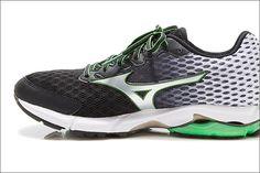 Men's Outdoor Apparel Gift Ideas: Mizuno Wave Rider Running Shoes
