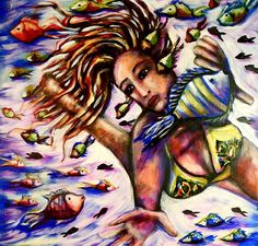 Kimberly Dawn Clayton art