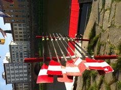 Società #Canottieri #Firenze, 19 Giugno 2012: The Race #jaguartherace #florence #arno #rowing #pontevecchio #conteofflorence #red #white