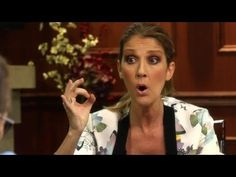 Happy Monday! Check out 5-time Grammy Award winner Celine Dion sharing some of her vocal warm up exercises. Try these out!