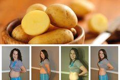 Szédszedik a netet ezért a diétáért. Megszereztük. - MindenegybenBlog Potato Diet, Health World, Valeur Nutritive, Low Fat Yogurt, Jus D'orange, Nutrition, Weight Loss Results, Fast Metabolism, Stay In Shape