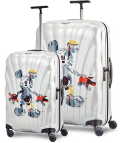 Mickey Mouse Party Favors, Mickey Minnie Mouse, Disney Luggage, Mickey Love, Disney Handbags, Disney Addict, Squishies, Luggage Sets, Cute Bags