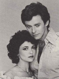 Robert & Holly  -  ABC's General Hospital - 1980s