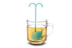 Para las hierbas de té, con formas de animales